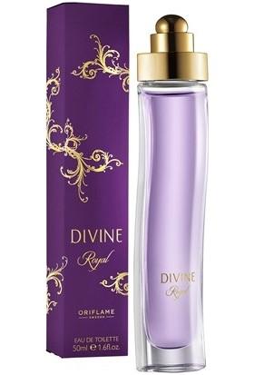 Oriflame Divine Royal Edt 50 ml Kadın Parfümü