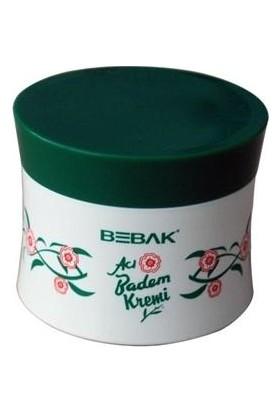 Bebak Acı Badem Kremi 70 ml (Kavanoz)