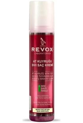 Revox At Kuyruğu Sıvı Saç Kremi 200 ml (Boyalı saçlar için )