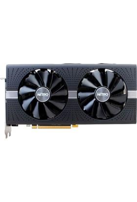 Sapphire Nitro+ AMD Radeon RX 580 4GB 256Bit GDDR5 DX(12) PCI-E 3.0 Ekran Kartı 11265-08-20G
