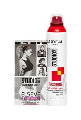 L'Oréal Paris Studio Line Güçtutuş Sprey 300 ml +3 Muczvi Kil