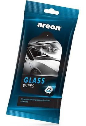 Areon Glass Wet Wıpes (Oto Kokusu)