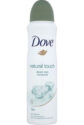 Dove Natural Touch Deodorant 150 ml
