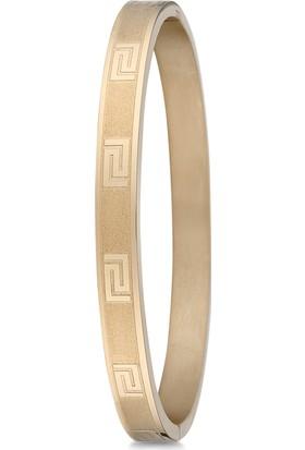 Cocco Gold Renk Çelik Bilezik CC40060-03