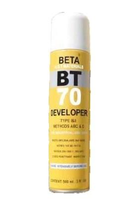 Beta BT - 70 Developer Sprey 500 ml