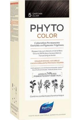Phyto Color No:5 Yeni