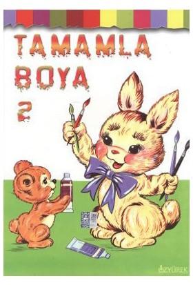 Tamamla Boya 2-Kolektif