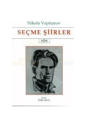 Seçme Şiirler-Nikola Vaptsarov