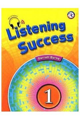 Listening Success 1 With Dictation + Mp3 Cd - Garrett Byrne