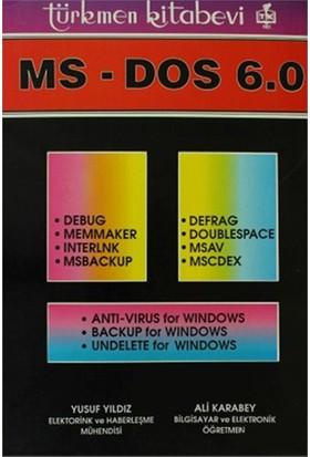 MS-DOS 6.0 Debug / Memmaker / Interlnk / Msbackup / Defrag / Doublespace / Msav / Mscdex Anti-Virus