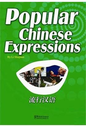 Popular Chinese Expressions (Çince Kelimeler Ve İbareler)-Li Shujuan