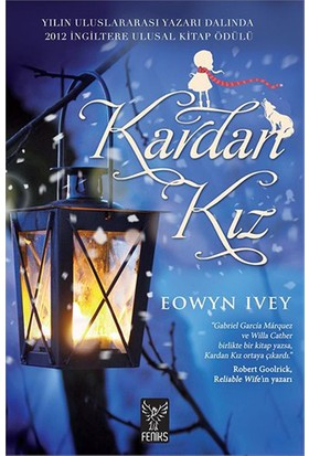 Kardan Kız - Eowyn Ivey