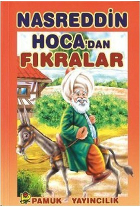 Nasreddin Hoca'Dan Fıkralar (Hikaye-004/P16)-Nasreddin Hoca