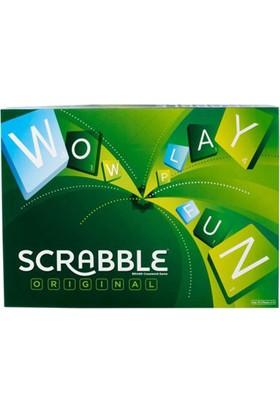 Mattel Scrabble Original İngilizce Mtl-Y9592