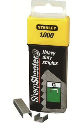 Stanley St1tra709t Zımba Teli 14Mm*1000 Adet G Serisi