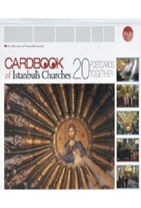 Cardbook Of İstanbul Churches-Erdal Yazıcı