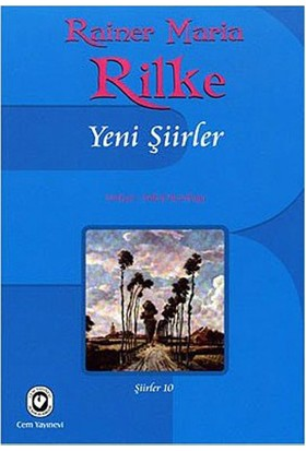 Yeni Şiirler-Rainer Maria Rilke