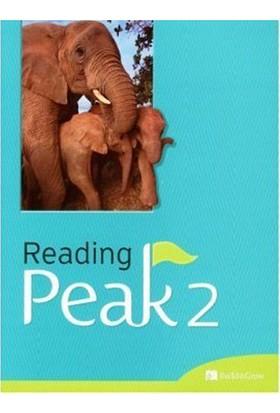 Reading Peak 2 With Workbook + Cd-Angela Lee