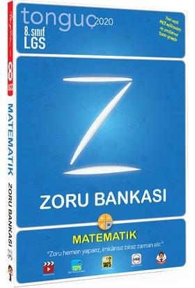 Tonguç Akademi 8. Sınıf Matematik Zoru Bankası