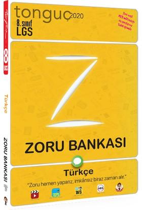 Tonguç Akademi 8.Sınıf Türkçe Zoru Bankası