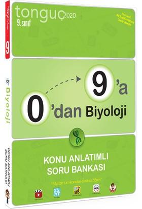 Tonguç Akademi 0'dan 9'a Biyoloji Konu Anlatımlı Soru Bankası