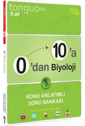 Tonguç Akademi 0'dan 10'a Biyoloji Konu Anlatımlı Soru Bankası