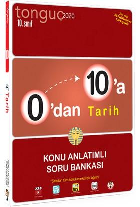 Tonguç Akademi 0'dan 10'a Tarih Konu Anlatımlı Soru Bankası