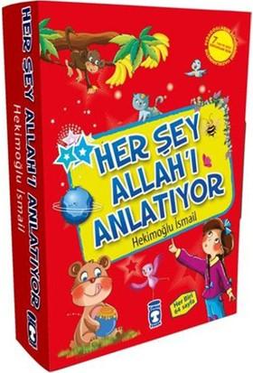 Her Şey Allah'ı Anlatıyor (10 Kitap) - Hekimoğlu İsmail