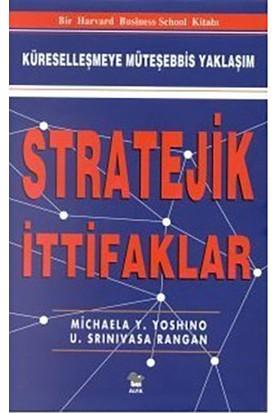 Stratejik İttifaklar Küreselleşmeye Müteşebbis Yaklaşım-Michael Y. Yoshino