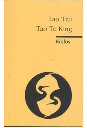 Tao Te King-Lao Tzu