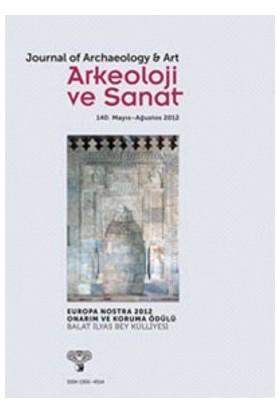 Arkeoloji Ve Sanat Dergisi Sayı: 140-Kolektif