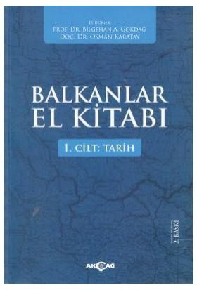 Balkanlar El Kitabı (2 Cilt Takım)-Kolektif