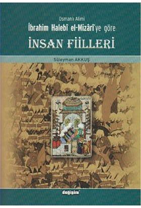 Osmanlı Alimi İbrahim Halebi El-Mizari''Ye Göre İnsan Fiilleri-Süleyman Akkuş