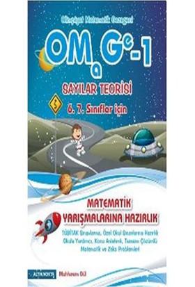 Altın Nokta 6. 7. Sınıf Omage-1 Sayılar Teorisi Olimpiyat Kanguru Matematik