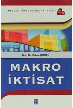Makro İktisat (Myo)-Orhan Çoban