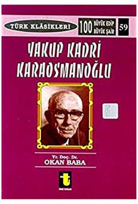 Yakup Kadri Karaosmanoğlu-Okan Baba