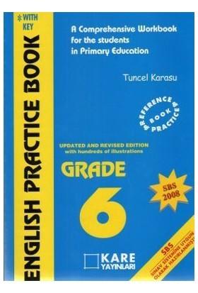 English Practice Book Grade 6 A Comprehensive Workbook For The Students İn Primary Education-Tuncel Karasu