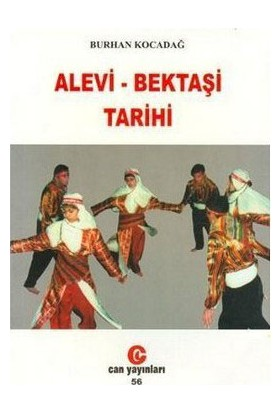 Alevi-Bektaşi Tarihi-Burhan Kocadağ