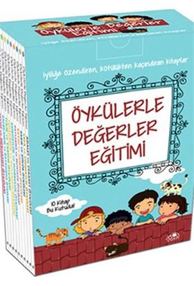 Öykülerle Değerler Eğitimi Seti (10 kitap) - Saide Nur Dikmen