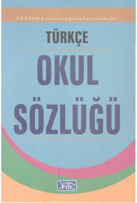 Parıltı Türkçe Okul Sözlüğü-Komisyon