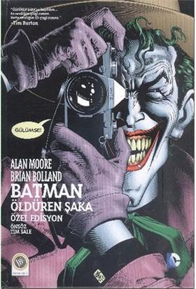 Batman - Öldüren Şaka - Alan Moore