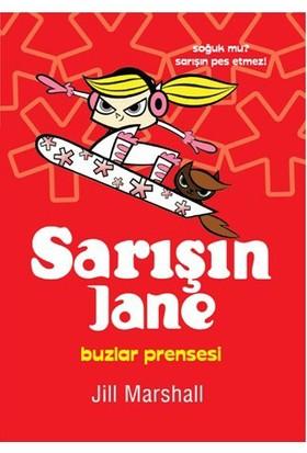 Sarışın Jane - Buzlar Prensesi-Jill Marshall