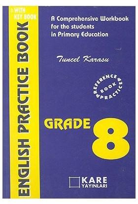 English Practice Book Grade 8-Tuncel Karasu