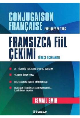Fransızca Fiil Çekimi-İsmail Emir