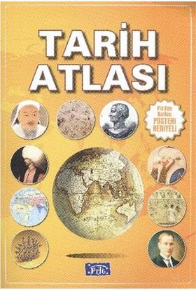 Parıltı Tarih Atlası-Kolektif