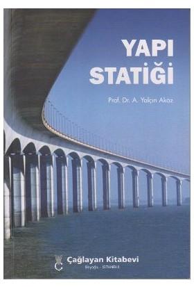 Yapı Statiği - A. Yalçın Aköz