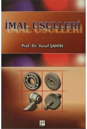 İmal Usulleri-Yusuf Şahin