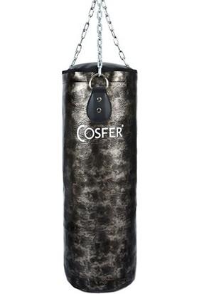 Cosfer Boks Torbası 100x35 Zincir Aparatlı Kum Torbası