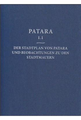 Patara I.1 - Der Stadtplan Von Patara Und Beobachtungen Zu Den Stadtmauern-Max Kunze