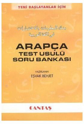 Arapça Test Usulü Soru Bankası - Eşvak Behjet